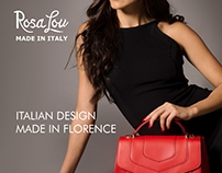 Catalogue RosaLou Bags Made in Italy