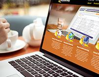 iBoomerang.com Website Design