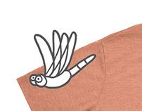 Illustration | T-shirt design for staff