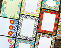 Paper Construction Spring Stationary Collection 1