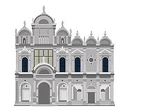 Scuola Grande di San Marco,Santi Giovanni,Doges Palace,