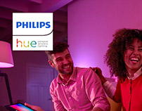 Phillips Hue Ecommerce Site