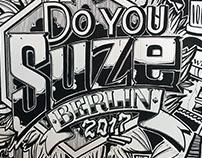 »Suze mural, 2017«