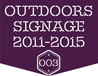 OutDoors Signage 003