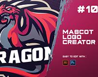 Dragon E Sports Logo