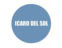 ICARO DEL SOL ep cover