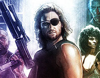 Escape From New York: Collectors Edition Art