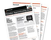 Chamber Apprenticeship News