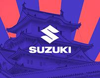 Suzuki | Campanha Lançamento Concessionária