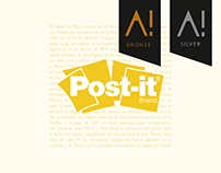 """POST-it """"don´t forget"""""""