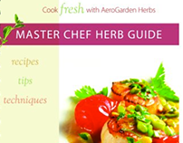 Food Photography for the Master Chef Herb Guide