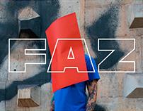 FAZ › 1ª Edição