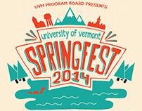 UVM Springfest 2014