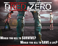 dRED zero - Action-Survival Proof of Concept