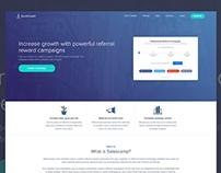 Salescamp Redesign (Saas Application)