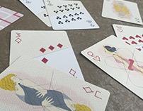 Greek Mythology Playing Cards