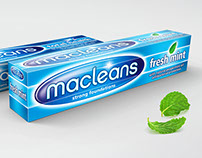 Macleans Toothpaste