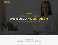 Tuco - Construction & Building HTML5 Template