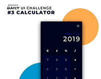Ui Concept - Calculator