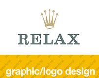 Relaxdesign Logos