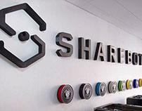 Progetto di interior design - Sharebot 3D Store