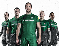 London Irish - 'back to our roots' campaign