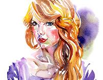 Portrait- Taylor