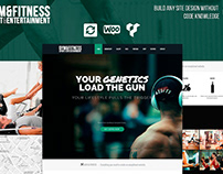 Gym Responsive WordPress Theme