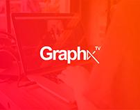 GraphixTV - Brand Identity