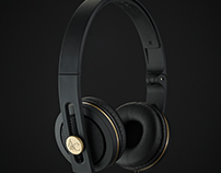 CarbonCans headphones