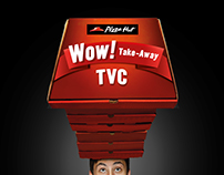 PIZZA HUT WOW!TAKE-AWAY TVC