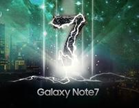 Samsung Galaxy Note 7 | Teaser Banner