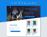 animal and garden store | eCommerce