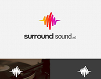 Surround Sound Logo