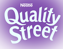 Nestle's Quality Street (Live project)