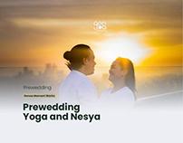 Wedding Yoga & Nesya