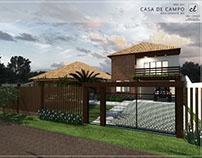 Casa de Campo Urucum