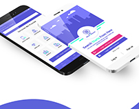 ShopToSearch Mobile App design