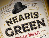Nearis Green whiskey