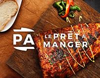 PA Le Prêt-À-Manger - Meals Delivery
