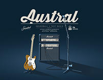 Austral technical soundcheck