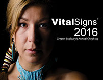 Vital Signs Report 2016 - Sudbury