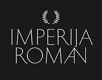 Imperija Roman | Commerical Typeface