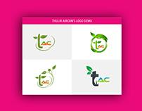 Thulir Aircon Logo