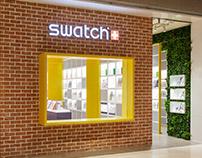 Swatch MegaStore @CentralWorld, Bangkok, Thailand