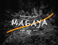 Magaya Free Font