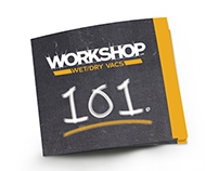 WORKSHOP 101 Brochure