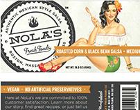 Nola's Salsa Production Design