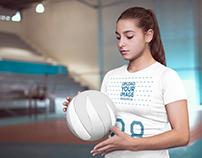 Volleyball Jersey Maker