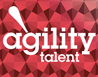 Agility Talent Website and Branding
